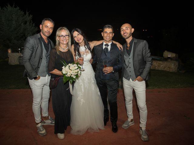 Il matrimonio di Fabio e Barbara a Sinnai, Cagliari 344