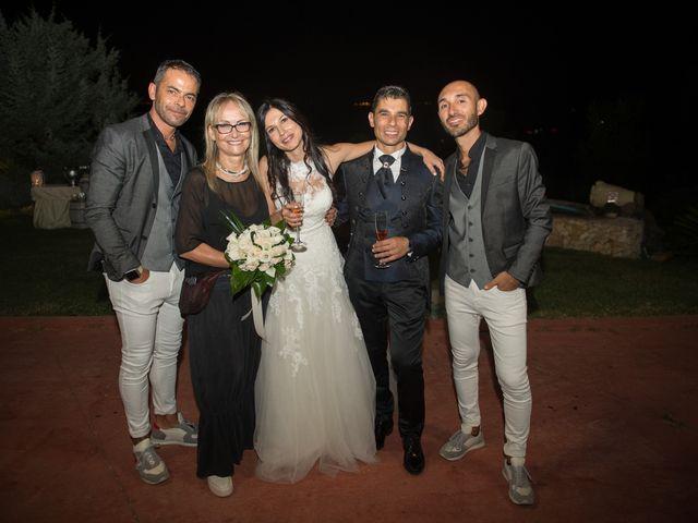 Il matrimonio di Fabio e Barbara a Sinnai, Cagliari 346