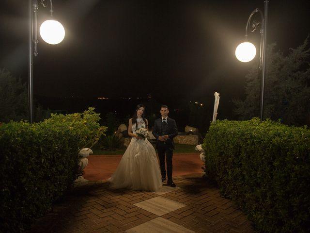 Il matrimonio di Fabio e Barbara a Sinnai, Cagliari 347