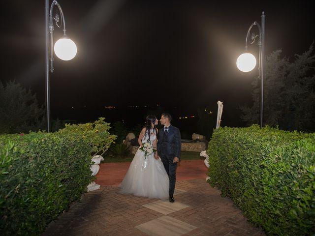 Il matrimonio di Fabio e Barbara a Sinnai, Cagliari 348
