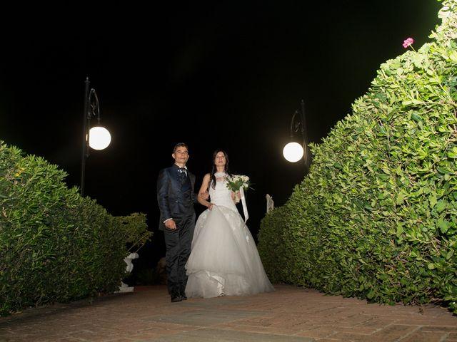 Il matrimonio di Fabio e Barbara a Sinnai, Cagliari 349