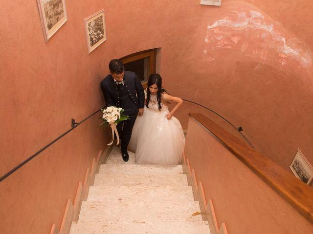 Il matrimonio di Fabio e Barbara a Sinnai, Cagliari 352