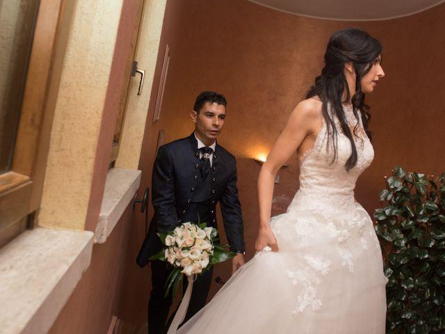 Il matrimonio di Fabio e Barbara a Sinnai, Cagliari 355