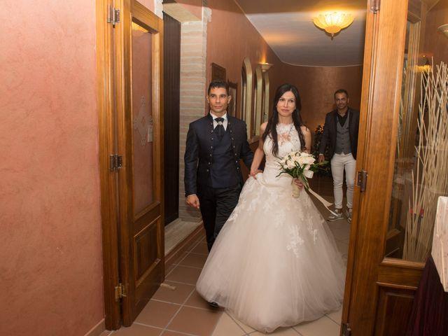 Il matrimonio di Fabio e Barbara a Sinnai, Cagliari 357
