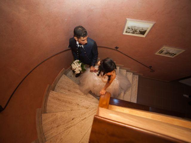 Il matrimonio di Fabio e Barbara a Sinnai, Cagliari 354