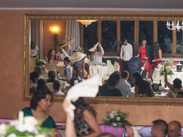 Il matrimonio di Fabio e Barbara a Sinnai, Cagliari 394