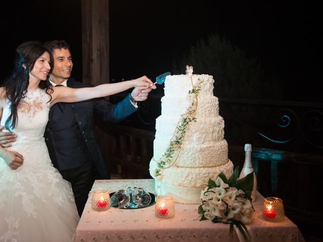 Il matrimonio di Fabio e Barbara a Sinnai, Cagliari 403