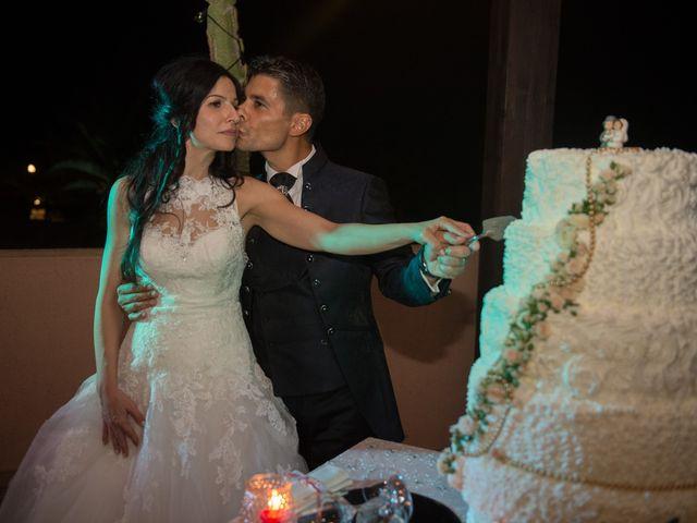 Il matrimonio di Fabio e Barbara a Sinnai, Cagliari 405