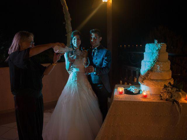 Il matrimonio di Fabio e Barbara a Sinnai, Cagliari 407