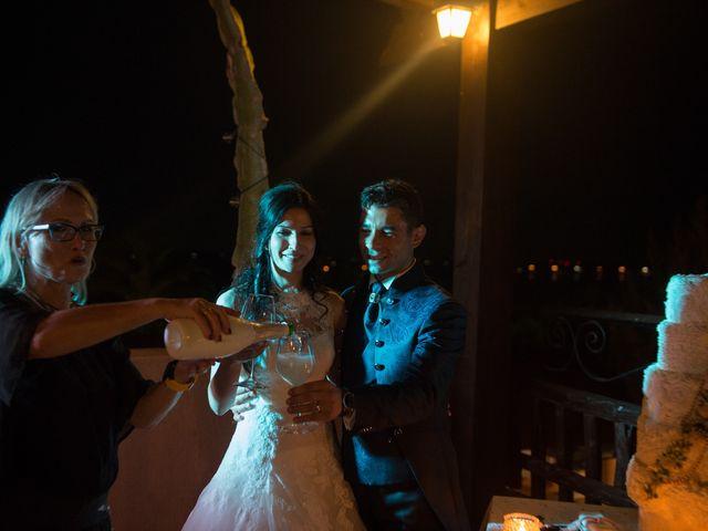 Il matrimonio di Fabio e Barbara a Sinnai, Cagliari 409