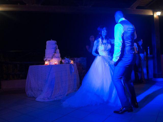 Il matrimonio di Fabio e Barbara a Sinnai, Cagliari 417