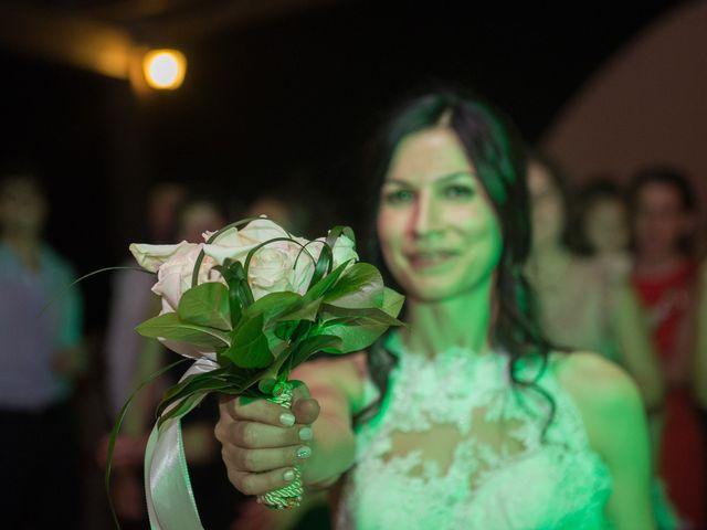 Il matrimonio di Fabio e Barbara a Sinnai, Cagliari 421