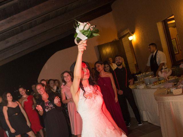 Il matrimonio di Fabio e Barbara a Sinnai, Cagliari 422