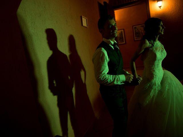 Il matrimonio di Fabio e Barbara a Sinnai, Cagliari 436