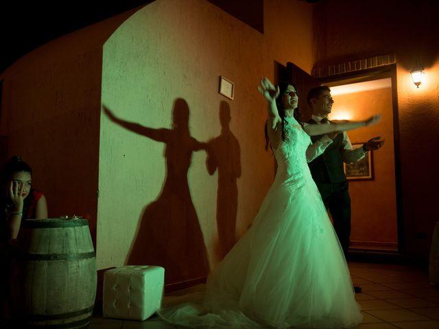 Il matrimonio di Fabio e Barbara a Sinnai, Cagliari 438