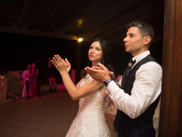 Il matrimonio di Fabio e Barbara a Sinnai, Cagliari 447