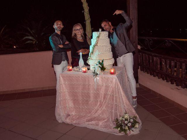 Il matrimonio di Fabio e Barbara a Sinnai, Cagliari 398