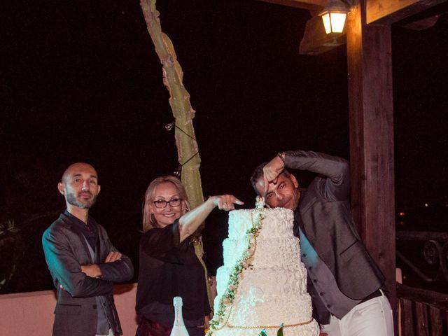 Il matrimonio di Fabio e Barbara a Sinnai, Cagliari 399
