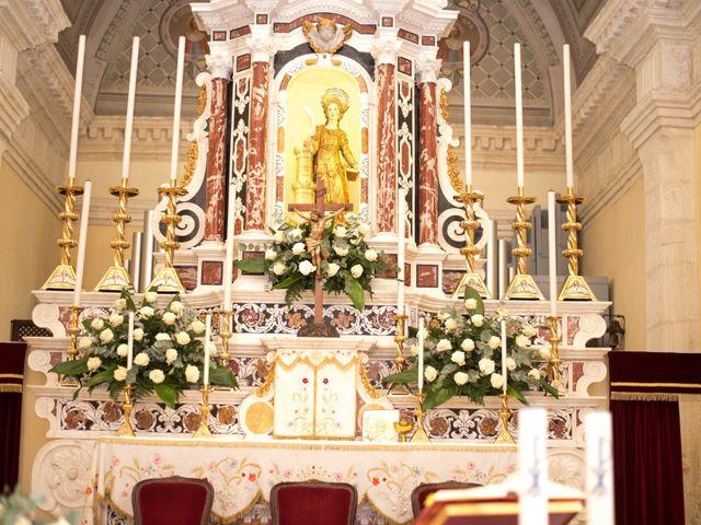 Il matrimonio di Fabio e Barbara a Sinnai, Cagliari 129