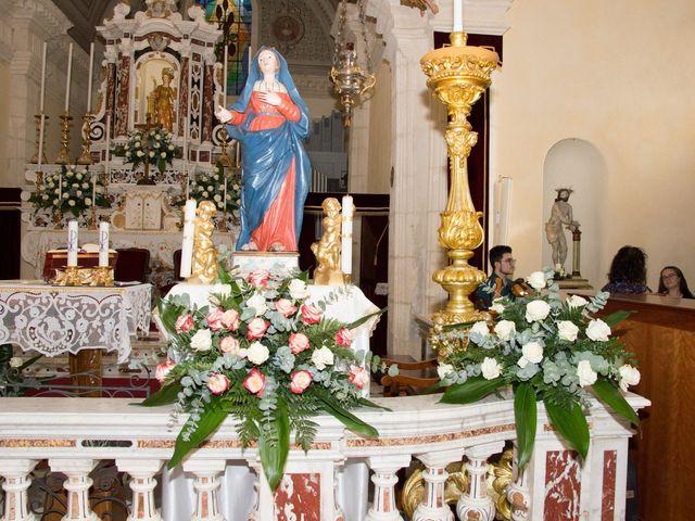 Il matrimonio di Fabio e Barbara a Sinnai, Cagliari 137
