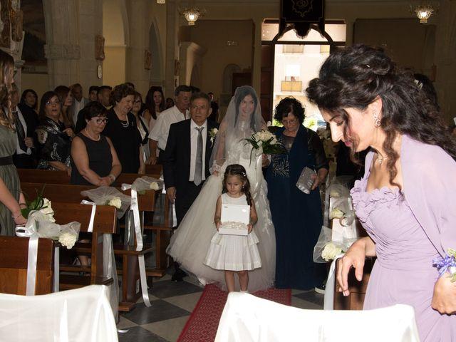 Il matrimonio di Fabio e Barbara a Sinnai, Cagliari 158