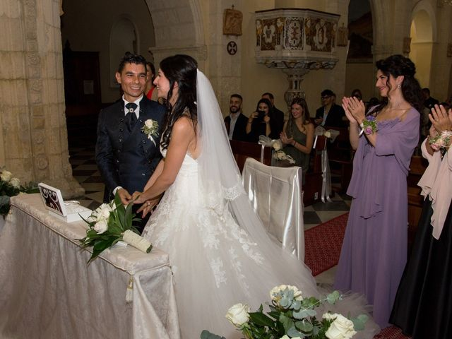 Il matrimonio di Fabio e Barbara a Sinnai, Cagliari 172