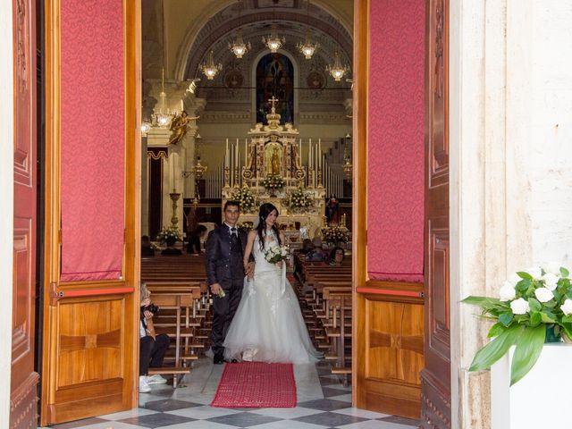 Il matrimonio di Fabio e Barbara a Sinnai, Cagliari 218