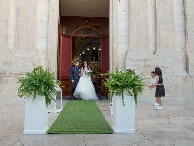 Il matrimonio di Fabio e Barbara a Sinnai, Cagliari 222