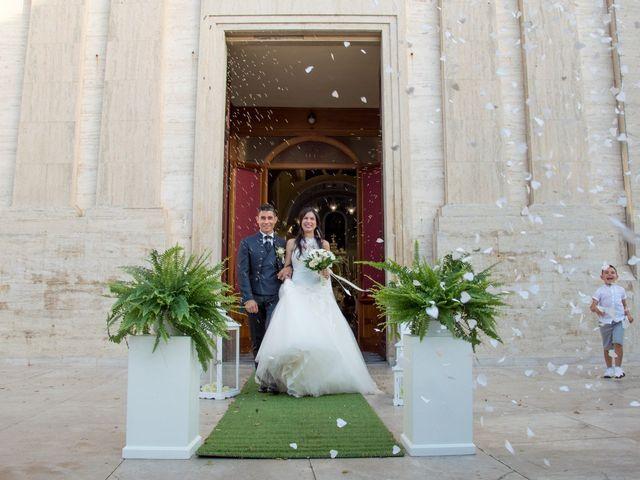 Il matrimonio di Fabio e Barbara a Sinnai, Cagliari 223