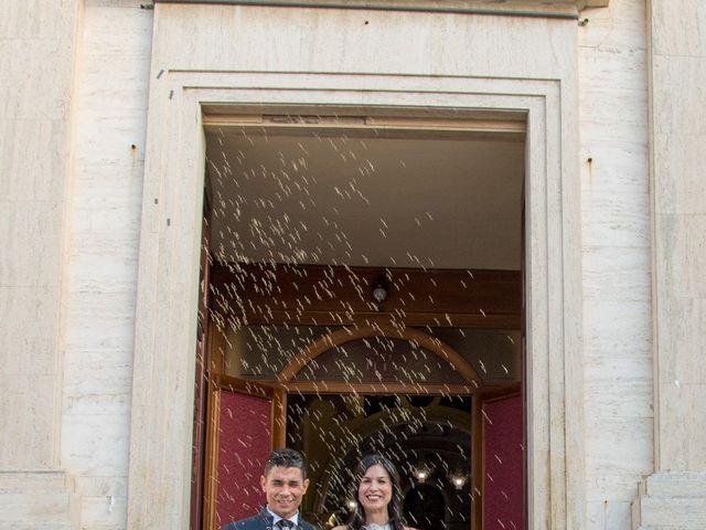 Il matrimonio di Fabio e Barbara a Sinnai, Cagliari 225