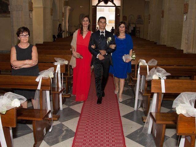 Il matrimonio di Fabio e Barbara a Sinnai, Cagliari 141