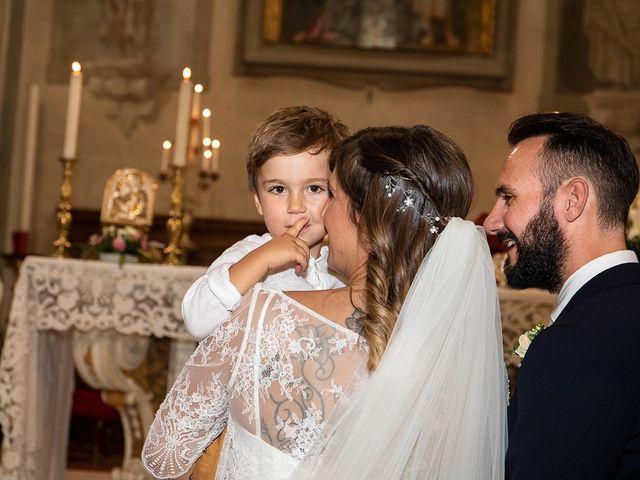 Il matrimonio di Andrea e Giulia a Firenze, Firenze 40