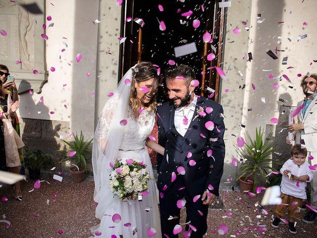Il matrimonio di Andrea e Giulia a Firenze, Firenze 43