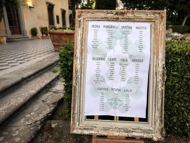Il matrimonio di Andrea e Giulia a Firenze, Firenze 53
