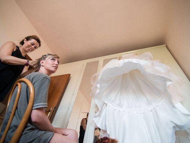 Il matrimonio di Filippo e Ilaria a Ponsacco, Pisa 9