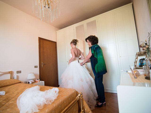 Il matrimonio di Filippo e Ilaria a Ponsacco, Pisa 15