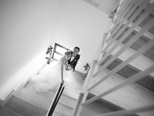 Il matrimonio di Filippo e Ilaria a Ponsacco, Pisa 24