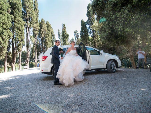 Il matrimonio di Filippo e Ilaria a Ponsacco, Pisa 25