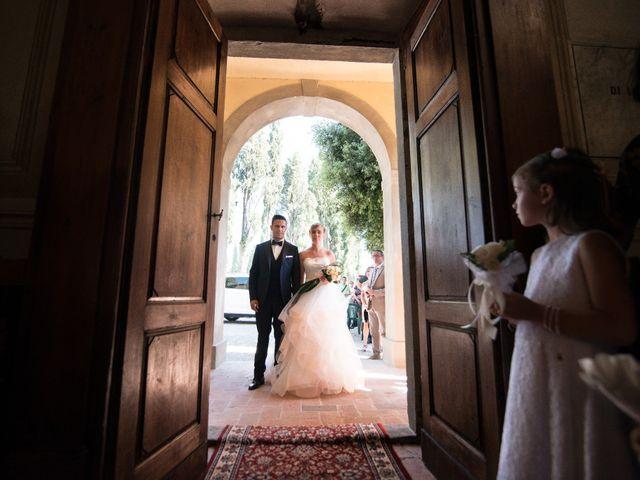 Il matrimonio di Filippo e Ilaria a Ponsacco, Pisa 26