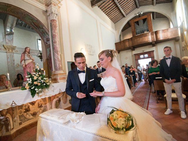 Il matrimonio di Filippo e Ilaria a Ponsacco, Pisa 31