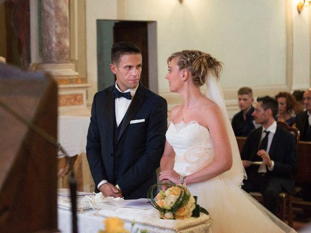 Il matrimonio di Filippo e Ilaria a Ponsacco, Pisa 32