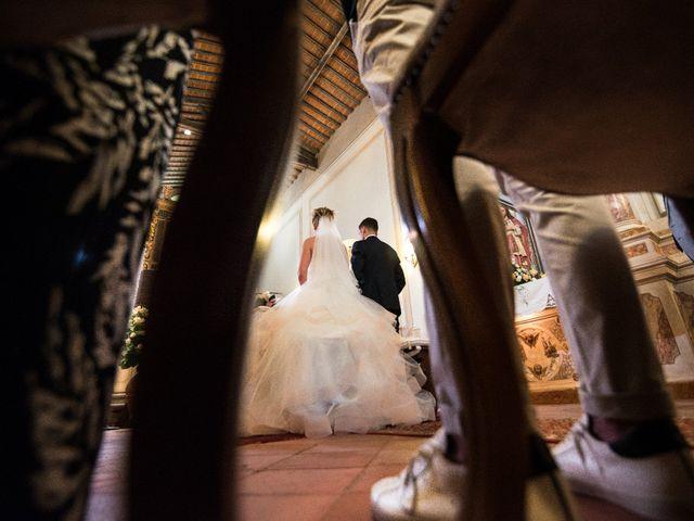 Il matrimonio di Filippo e Ilaria a Ponsacco, Pisa 33