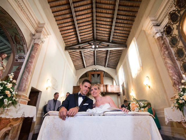 Il matrimonio di Filippo e Ilaria a Ponsacco, Pisa 34