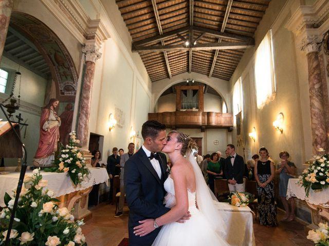 Il matrimonio di Filippo e Ilaria a Ponsacco, Pisa 36