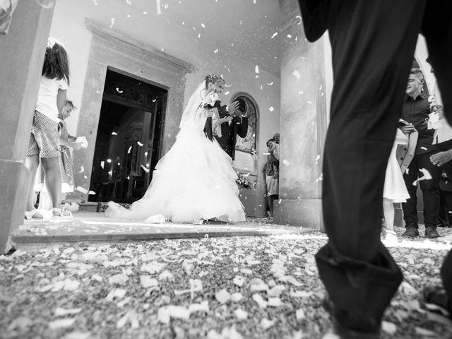 Il matrimonio di Filippo e Ilaria a Ponsacco, Pisa 39