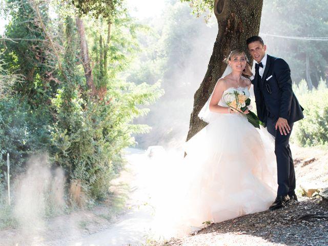 Il matrimonio di Filippo e Ilaria a Ponsacco, Pisa 40
