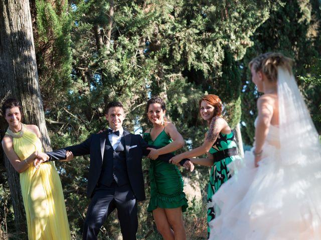 Il matrimonio di Filippo e Ilaria a Ponsacco, Pisa 42