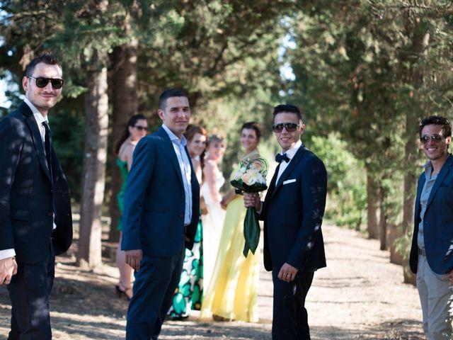 Il matrimonio di Filippo e Ilaria a Ponsacco, Pisa 43