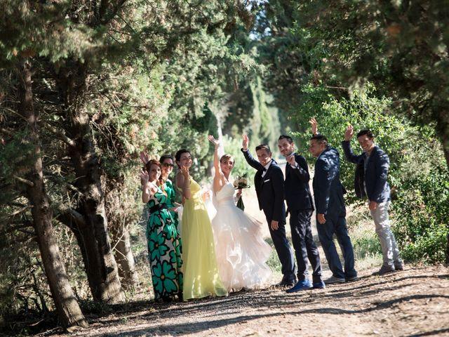 Il matrimonio di Filippo e Ilaria a Ponsacco, Pisa 44