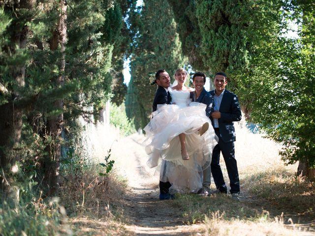 Il matrimonio di Filippo e Ilaria a Ponsacco, Pisa 45